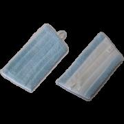Mikrofibermoppe for tavle og bord 30 cm.