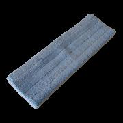 Mikrofiber tørrmopp med borrelås 60 cm.
