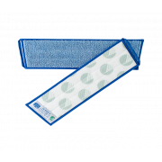 MikroVision Mopp, med vridd garn, borrelås - 40 cm