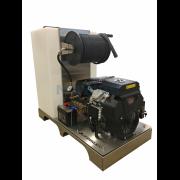 Purewash PT Høytrykkssystem med 210 l. tank
