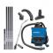 StreamVac batteridrevet ryggstøvsuger kit (5-9 m.)