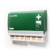 Plaster & behandling av brannsår
