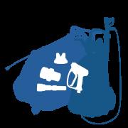 Tilbehør for Høytrykksvaskere