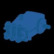 Høytrykkspumper og Motorer